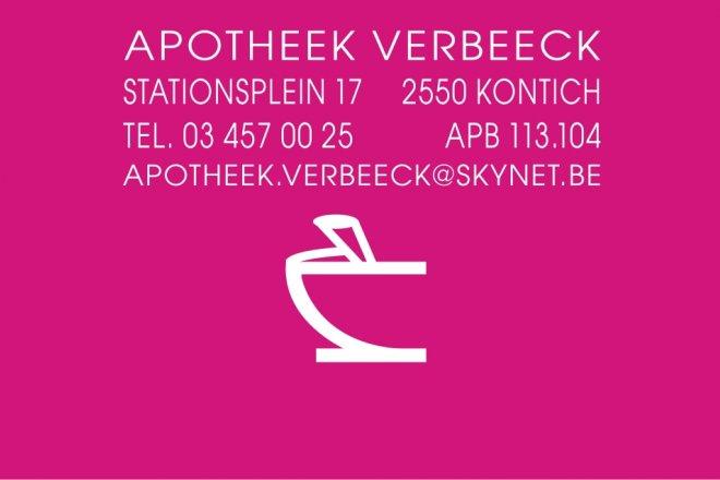 Kontich - Apotheek Verbeeck