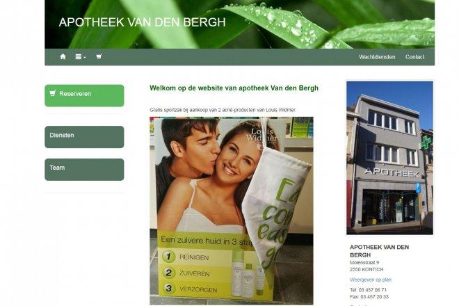 Kontich - Apotheek Van den Bergh