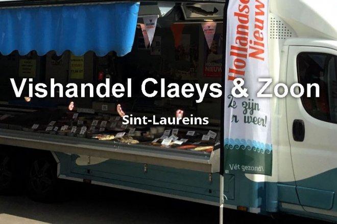 Kontich - Vishandel Claeys & zoon