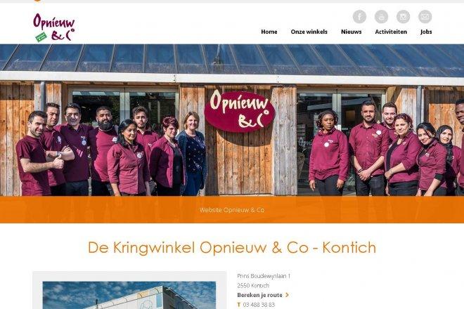 Kontich - Kringwinkel Opnieuw & Co